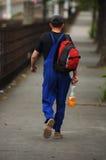 Caminhante Fotos de Stock