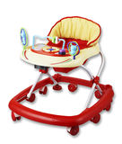 Caminhante do bebê imagem de stock royalty free