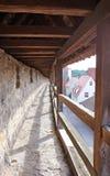 Caminho acima da cidade Fotos de Stock