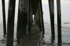 Caminho ao oceano Imagem de Stock