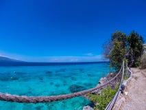 Caminho ao paraíso Imagem de Stock Royalty Free