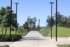 Caminho através do parque Imagens de Stock