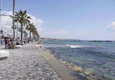 Caminho, Chipre Imagens de Stock Royalty Free