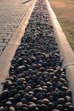 Caminho da rocha Imagem de Stock