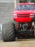Caminhão de monstro Fotos de Stock Royalty Free