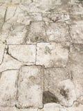 Caminho de pedra foto de stock