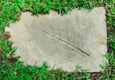 Caminho de pedra Foto de Stock Royalty Free