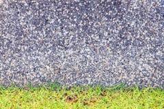 Caminho do bloco de cimento Foto de Stock