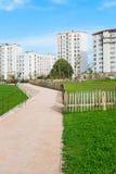 Caminho no parque Imagem de Stock
