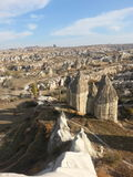 Camini a Cappadocia Turchia Immagini Stock