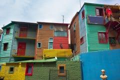 Buenos Aires Caminito, Argentina Stock Photos
