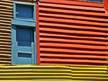 Caminito, Buenos Aires images libres de droits