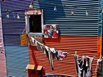 Caminito, Buenos Aires image stock