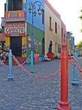 Caminito, Buenos Aires photo libre de droits