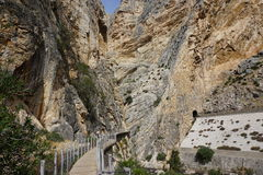 Caminito del Rey Stock Photos