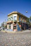 Caminito in La Boca Royalty-vrije Stock Foto's