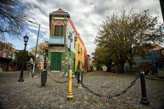 Free Caminito Streets In La Boca During Lockdown Quarantine Royalty Free Stock Image - 183541696