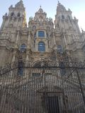 Camino Σαντιάγο στοκ εικόνα