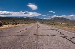 Camino 211 a Canyonlands Fotos de archivo libres de regalías