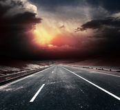 Camino Imagen de archivo
