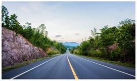 Camino Fotografía de archivo libre de regalías