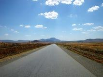Camino #7, Madagascar. Imágenes de archivo libres de regalías