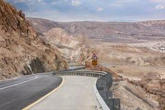 Un camino que lleva a en ninguna parte Fotos de archivo