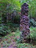 Camino abbandonato Fotografia Stock
