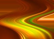 Camino abstracto Imágenes de archivo libres de regalías