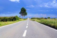 Camino al cielo Foto de archivo
