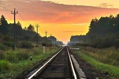 Camino al este Foto de archivo