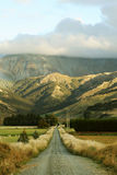 Camino al paraíso Fotografía de archivo libre de regalías