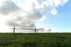Camino cerrado Fotos de archivo