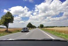 Camino checo imagen de archivo