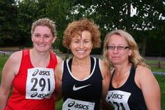 camino corredores Bromsgrove Inglaterra 11 de julio de 2015 10k Fotografía de archivo