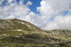 Camino de Ðœountain Fotos de archivo libres de regalías
