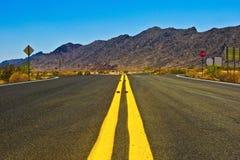 Camino de Arizona Fotografía de archivo