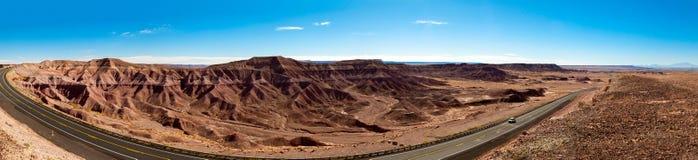 Camino de desatención del rastro de Navajo cerca de Tuba City Arizona foto de archivo