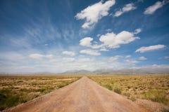 Camino de Gobi Imagenes de archivo