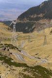 Camino de la alta altitud Fotos de archivo libres de regalías