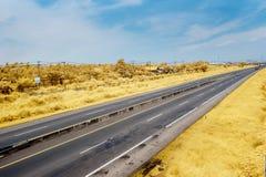Camino de la carretera Imagen de archivo libre de regalías
