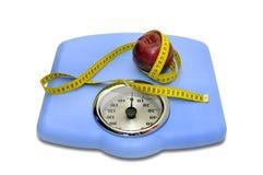 Camino de la dieta Imagen de archivo