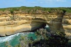 Camino de la isla de pájaro del cordero gran océano, fotografía de archivo libre de regalías