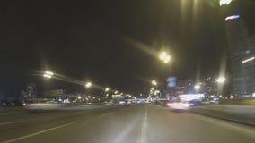 Camino de la noche
