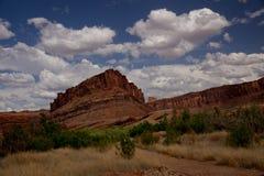 Camino A de la potasa Foto de archivo libre de regalías