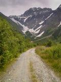 Camino de Mounatin Imagenes de archivo