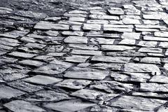 Camino de piedra Fotografía de archivo libre de regalías