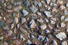 Camino de piedra fotos de archivo libres de regalías
