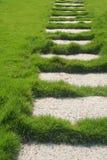 Camino de piedra Imagenes de archivo