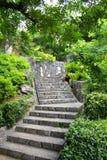 Camino de piedra antiguo Imagen de archivo